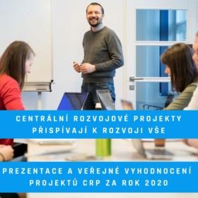 Pozvánka na vyhodnocení CRP projektů 23. 2. 2021